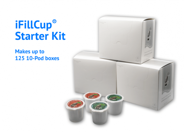 Make your own k cups