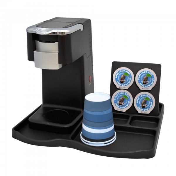 i360 Single Serve K Cup Brewer Tray and Pod Holder