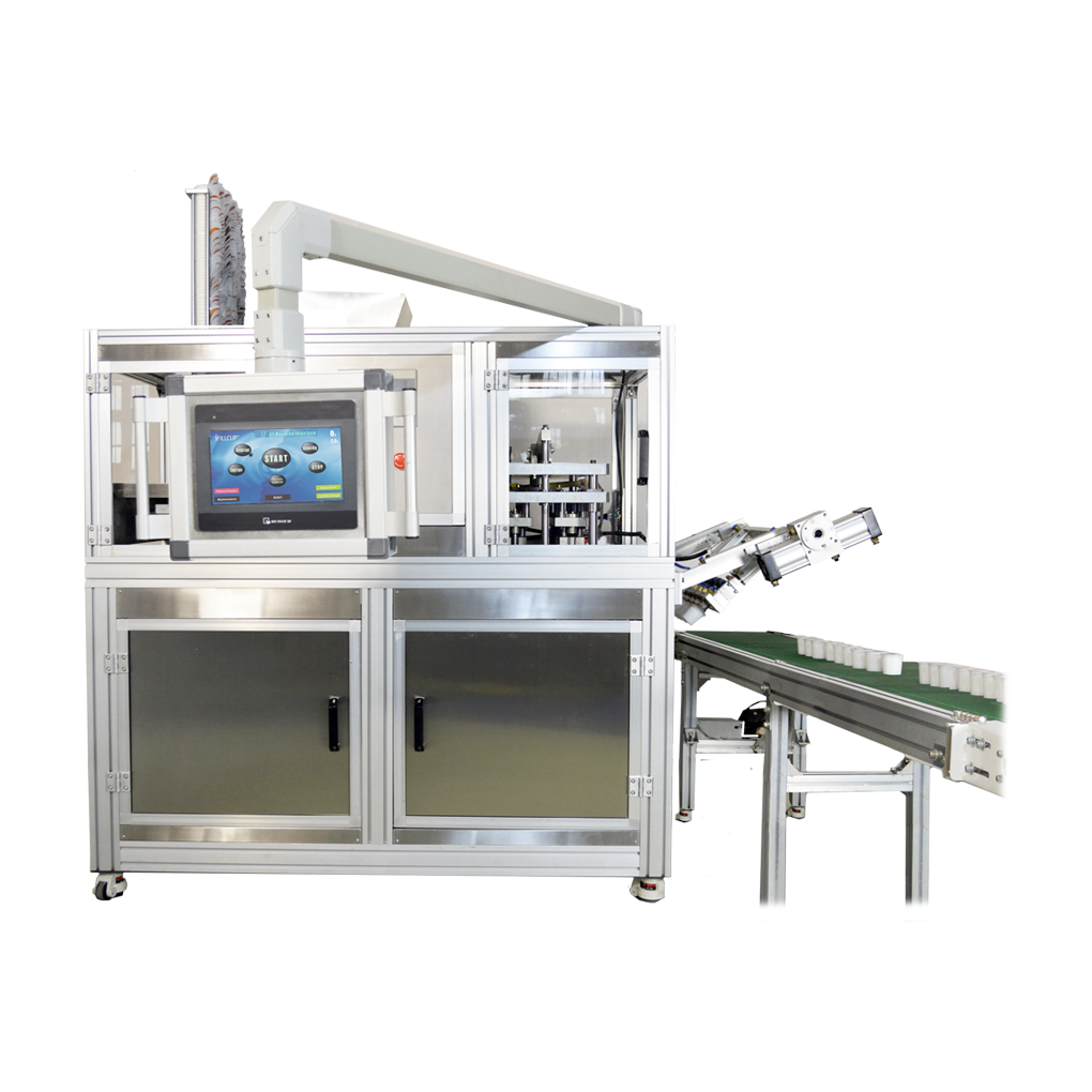 iFillSystems iFill6L Automatic Filling Machine