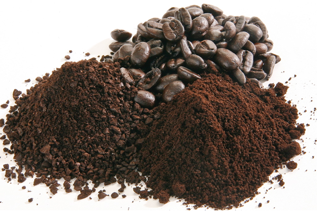 Coffee, Whole Beans + Ground