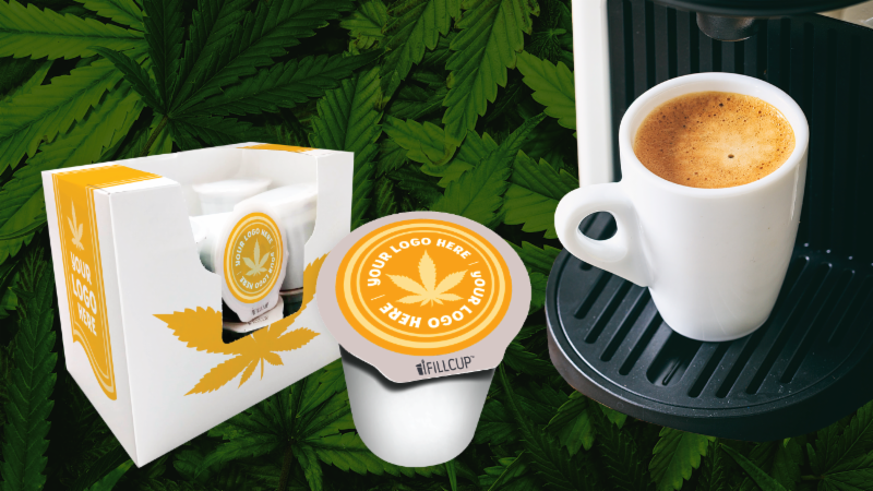 iFill Cup Cannabis K Cup Pod