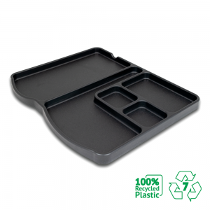 K Cup Pod Brewer Tray, 100% Recycled Plastic Number 7