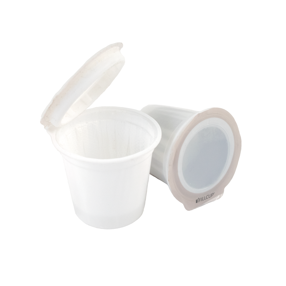 iFillCup, Generic White K Cup Pods