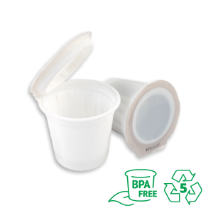 iFillCup, Generic Pods, BPA Free, Made of 100% Recyclable Number 5