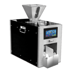 iFill800 Automatic Filling Machine, Black Finish with Boxes