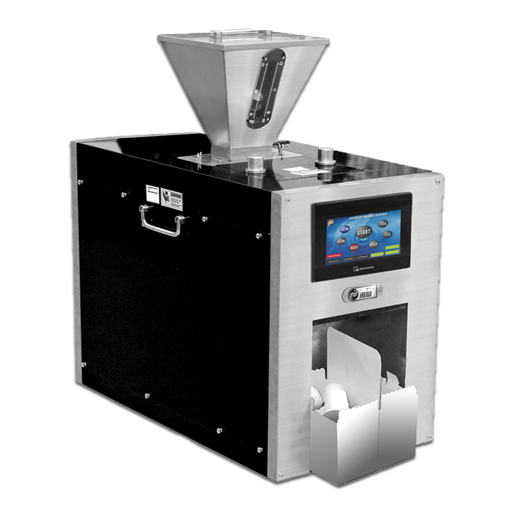 iFill800 Automatic K Cup Filling Machine, Black Finish with Boxes