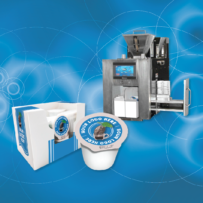 iFillSystems Solutions for Packing, Pods & Filling Machines