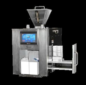 Silver iFill800xp Filling Machine