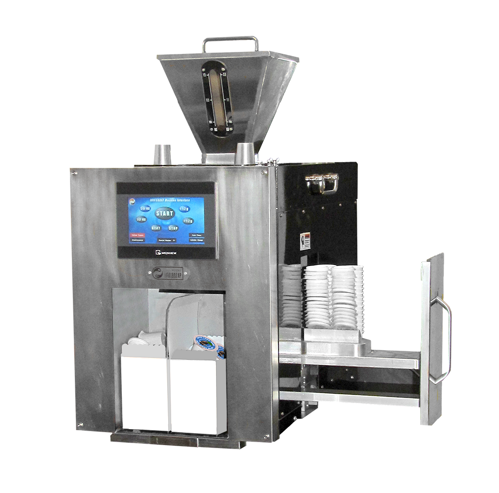 Silver iFill800xp K Cup Filling Machine